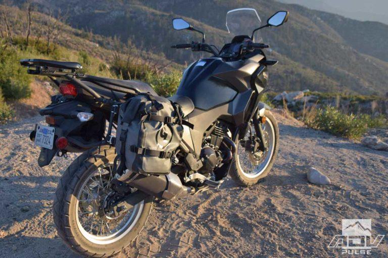 Giant Loop Mototrekk Soft Bags Panniers Adventure Motorcycle