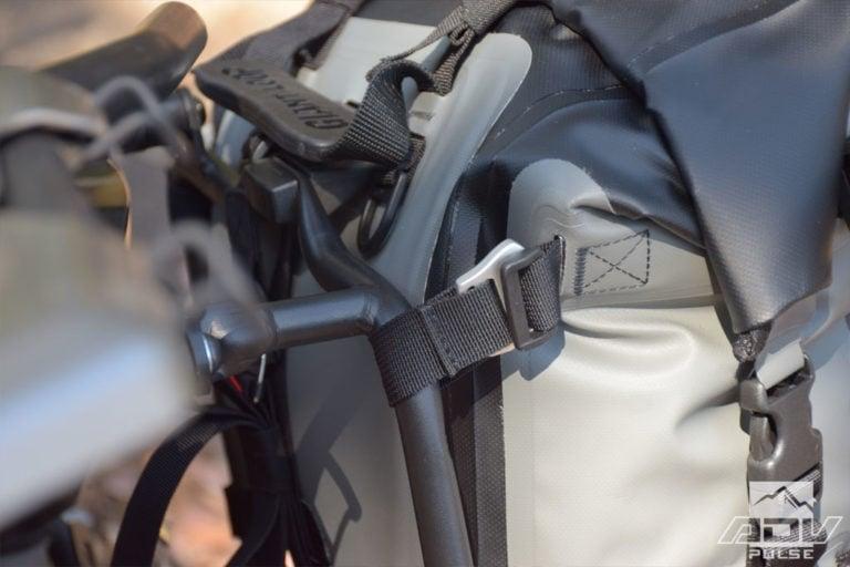 Giant Loop Mototrekk Panniers Soft Bags for Adventure Motorcycles