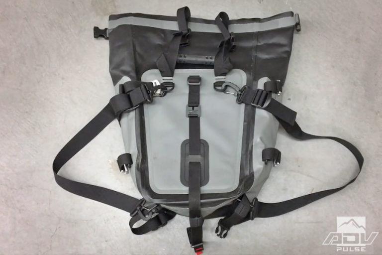 Giant Loop Mototrekk Panniers Adventure Motorcycle soft luggage