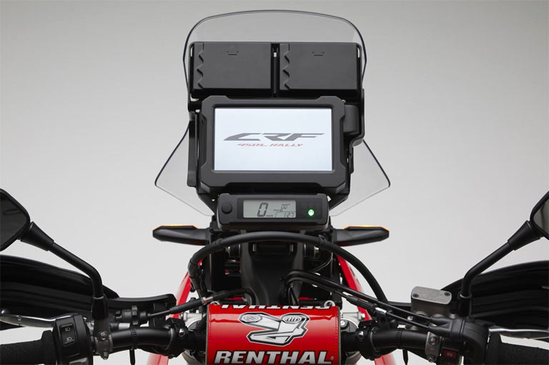 Honda CRF450L Adventure Motorcycle