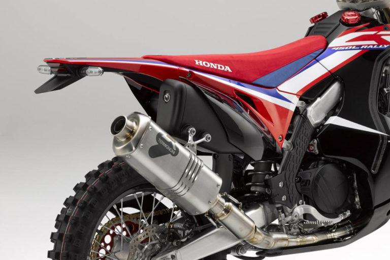 Honda CRF450L Adventure Motorcycle