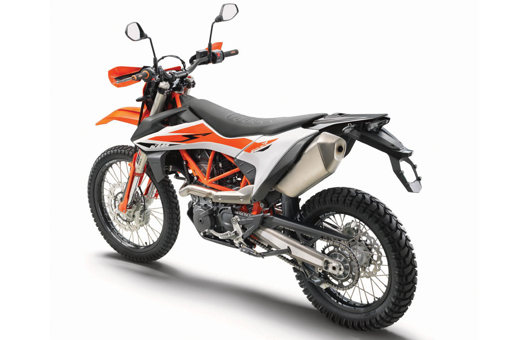 Ktm Dual Sport >> Ktm Adds A Little Adventure To The 2019 Ktm 690 Enduro R Adv Pulse
