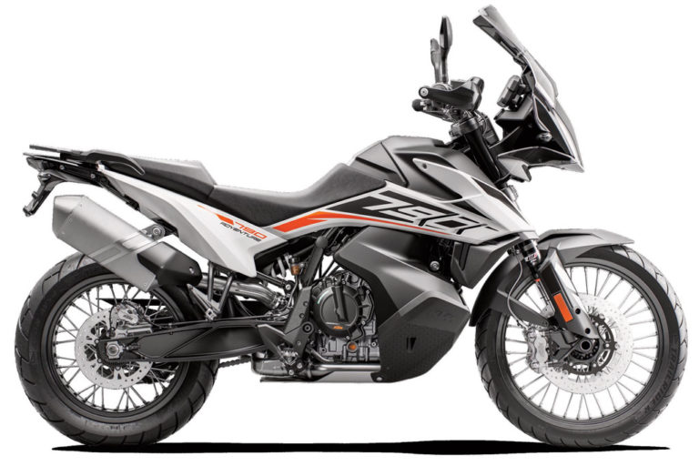 KTM Adventure Model Lineup - KTM 790 Adventure Motorcycle