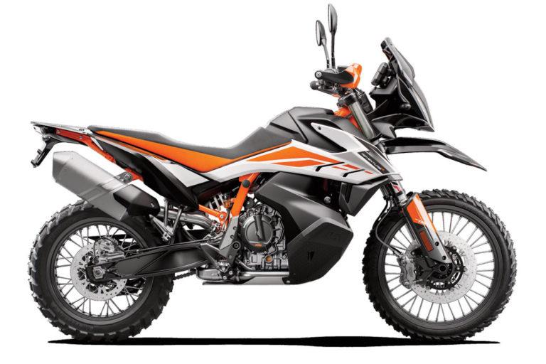 KTM Adventure Model Lineup - KTM 790 R Adventure Motorcycle
