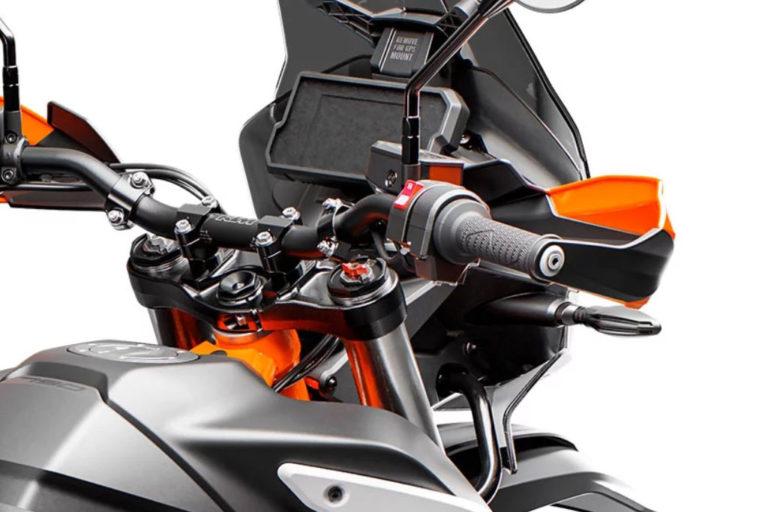 KTM 790 Adventure Motorcycle