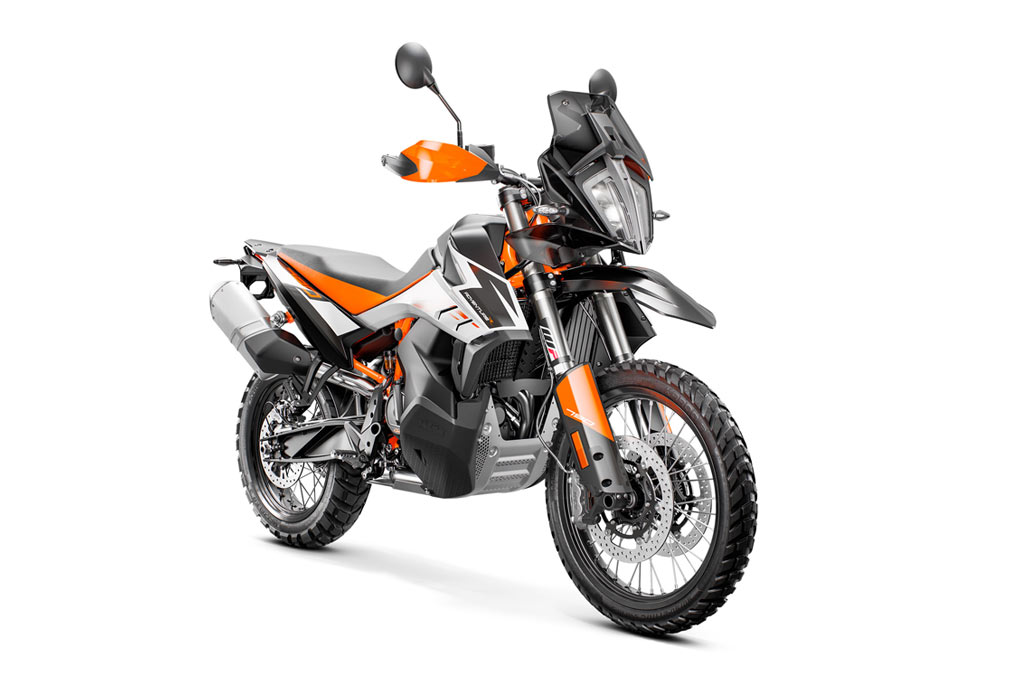 ktm 790 adventure specs released for two new production. Black Bedroom Furniture Sets. Home Design Ideas