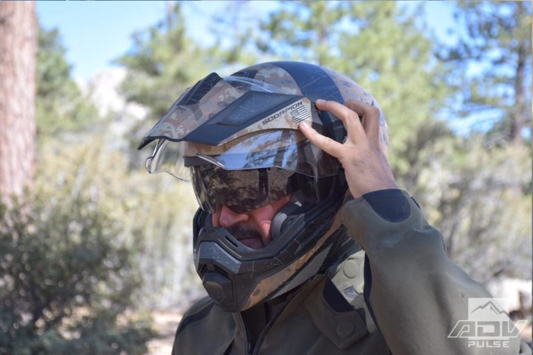 Scorpion EXO-AT950 Modular Adventure Helmet