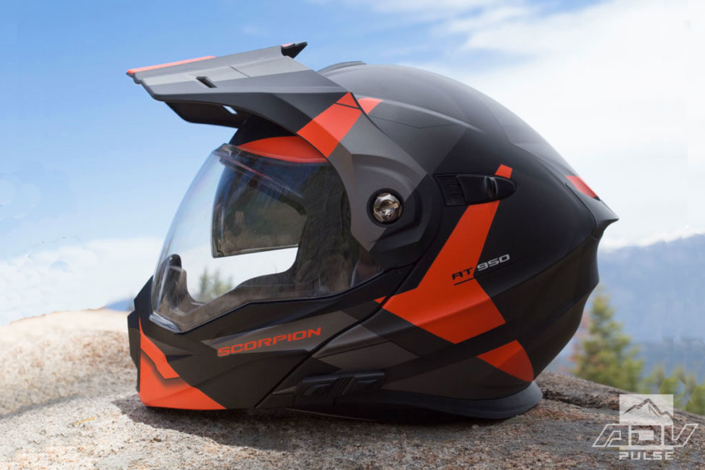 c9644bfe9 Scorpion EXO-AT950 Modular Adventure Helmet Review - ADV Pulse
