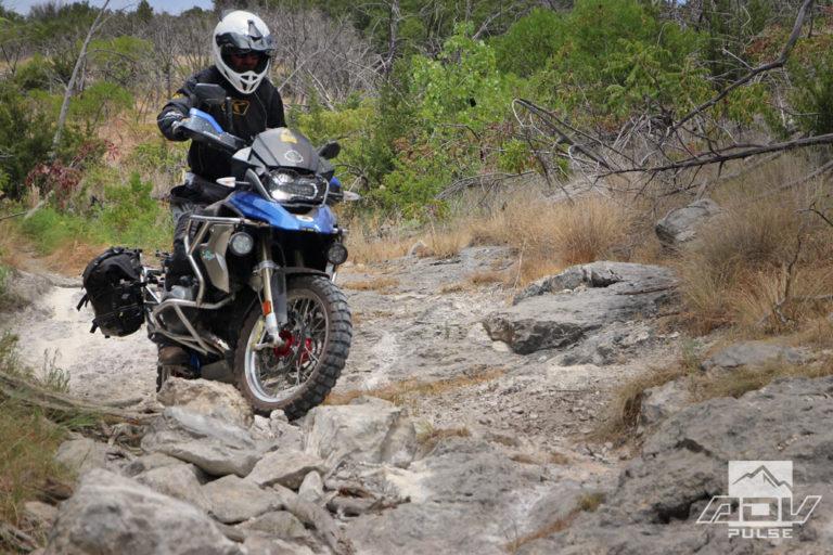 Adventure Motorcycle skid plate