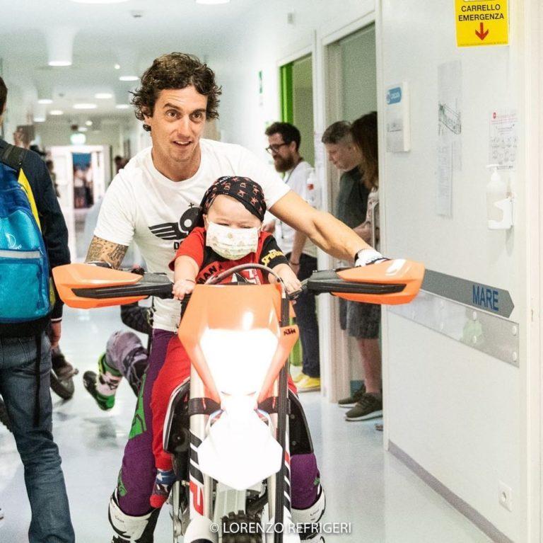 Vanni Oddera Freestyle Hospital Mototherapy