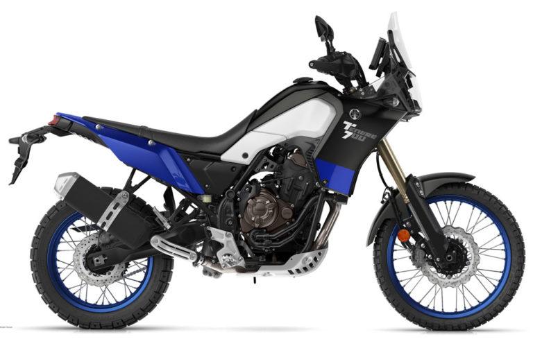 Yamaha Tenere 700 Adventure Motorcycle