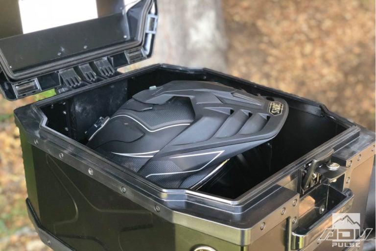 Kawasaki Versys-X 300 Hepco & Bec Top case