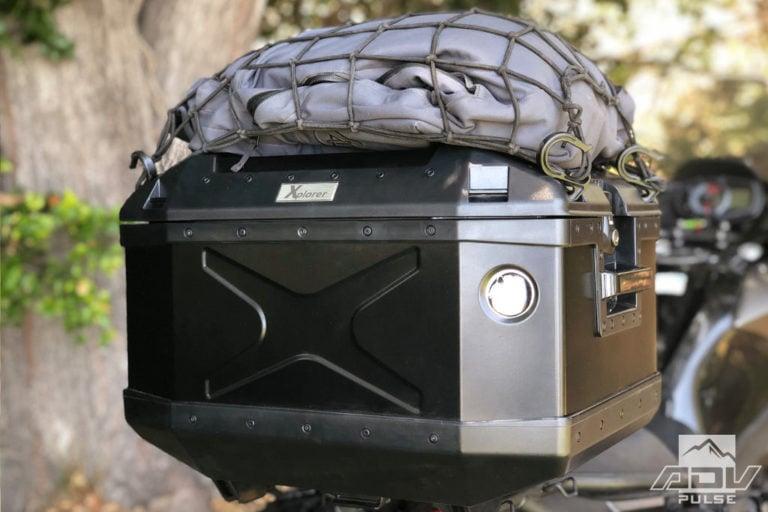 Kawasaki Versys-X 300 Hepco & Becker Xplorer Top case