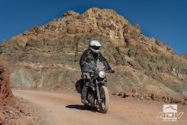 Death Valley Motorcycle Ride Guide