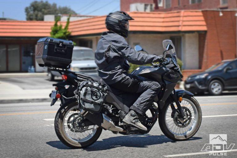 Kawasaki Versys-X 300 Top case