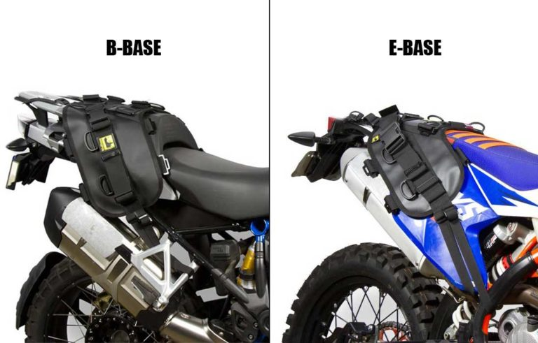 Wolfman Unrack Motorcycle Luggage System