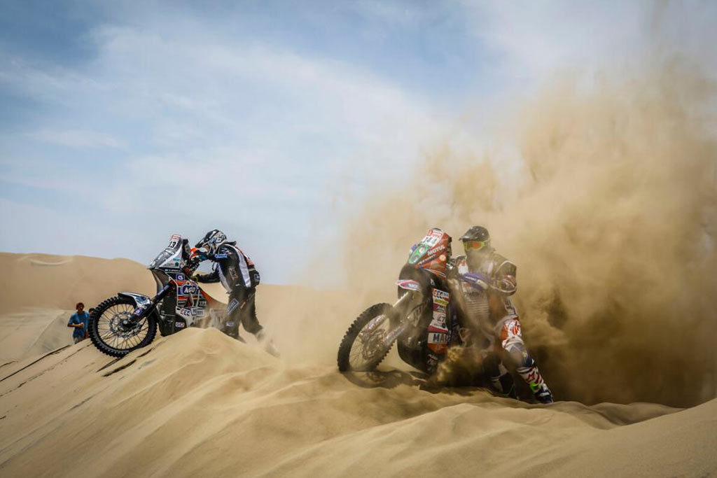 Dakar Rally 2020: 10 Riders With the Strongest Chance to Win - ADV Pulse