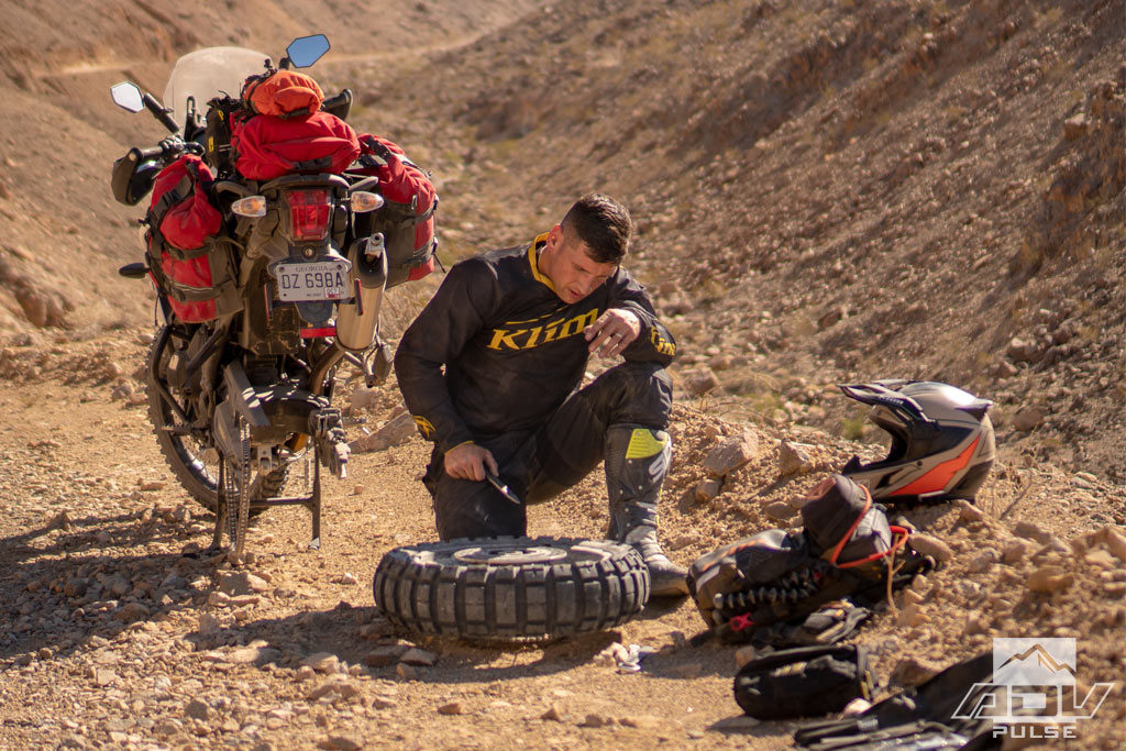 Five Tips To Help You Deal With A Flat On Tube Type Tires Adv Pulse