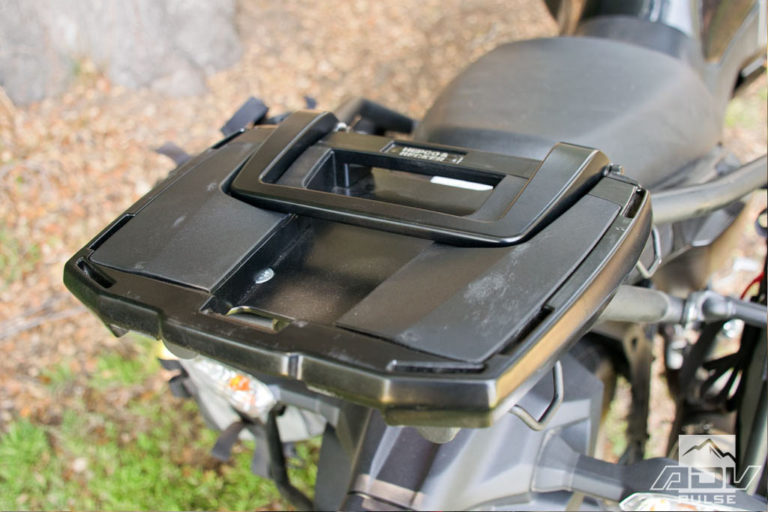 Adventure Motorcycle Hepco & Becker Xplorer top case