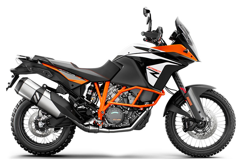 KTM Adventure Model Lineup - KTM 1090 Adventure R Motorcycle