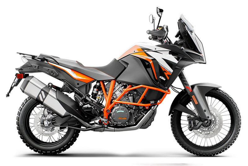 KTM Adventure Model Lineup - KTM 1290 Super Adventure R Motorcycle