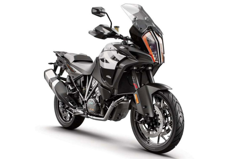 KTM Adventure Model Lineup - KTM 1290 Super Adventure S Motorcycle