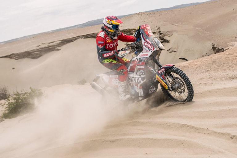 Anastasiya Nifontova Dakar 2019