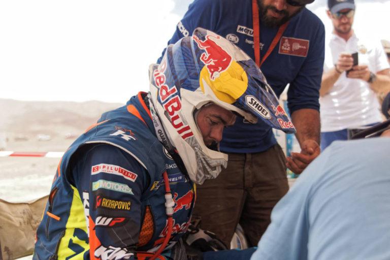 Matthias Walkner Dakar Rally