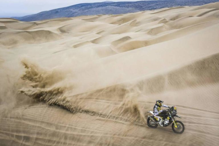 Pablo Quintanilla Dakar Rally