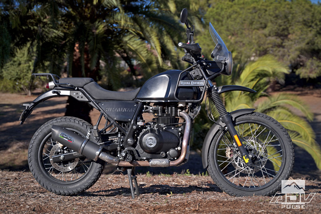 5 Essential Off Road Upgrades For The Royal Enfield Himalayan Adv