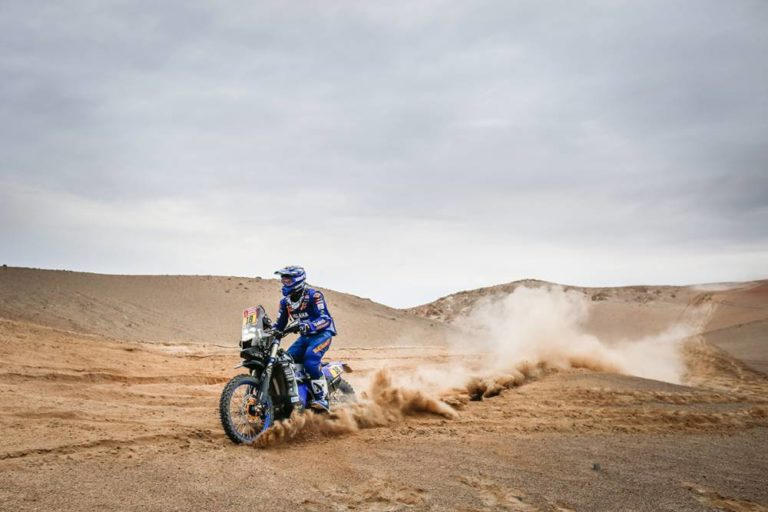 Xavier Soultrait Dakar Rally