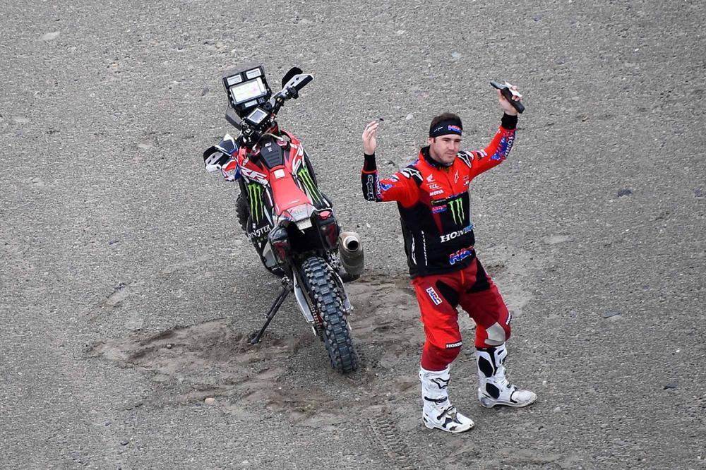 Ricky Brabec Dakar Rally