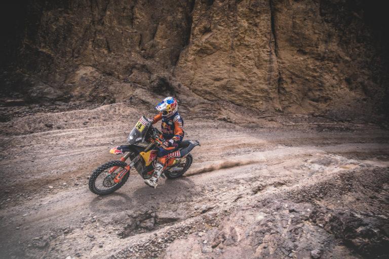 Sam Sunderland Dakar Rally