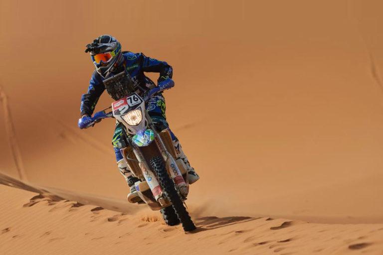 Sara Garcia to Race Dakar