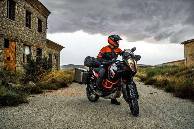 KTM Ride Orange Demo Tour