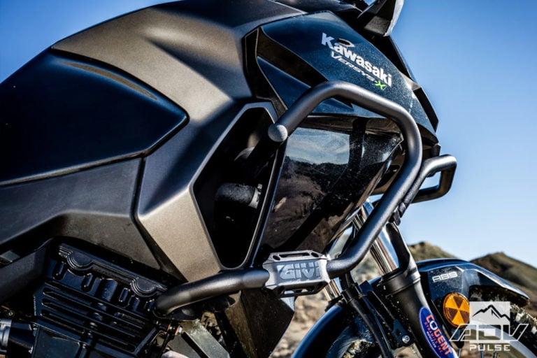 Kawasaki Versys X-300 ADV Pulse Adventure Build