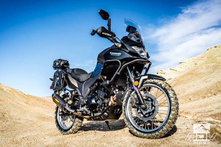 Kawasaki Versys X-300 ADV Pulse Adventure Build