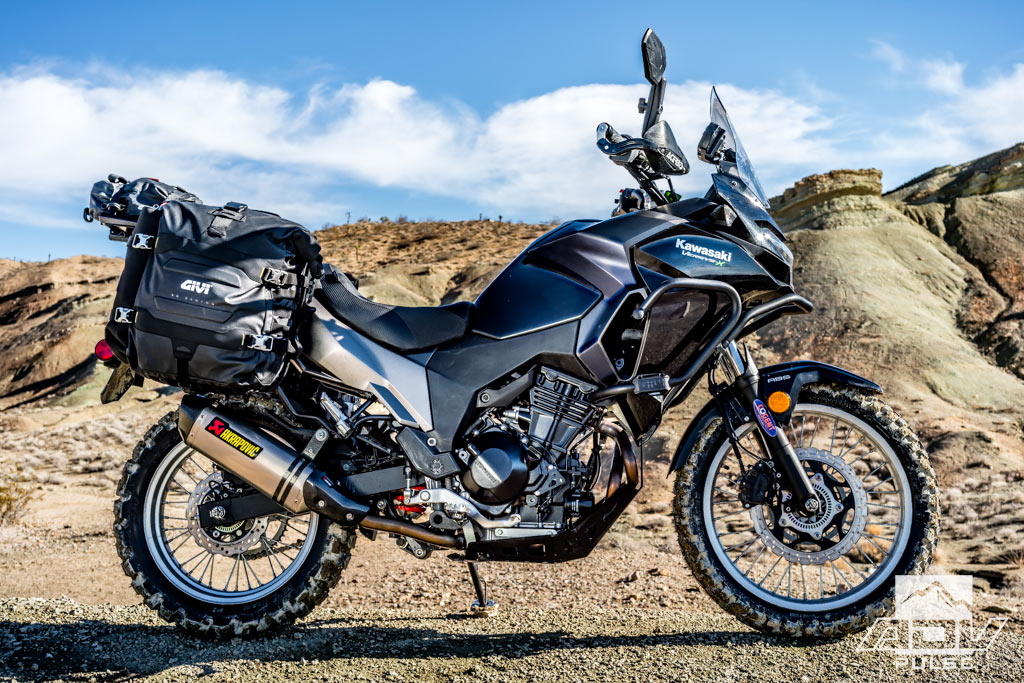 Kawasaki Versys-X 300 Adventure Build - ADV Pulse