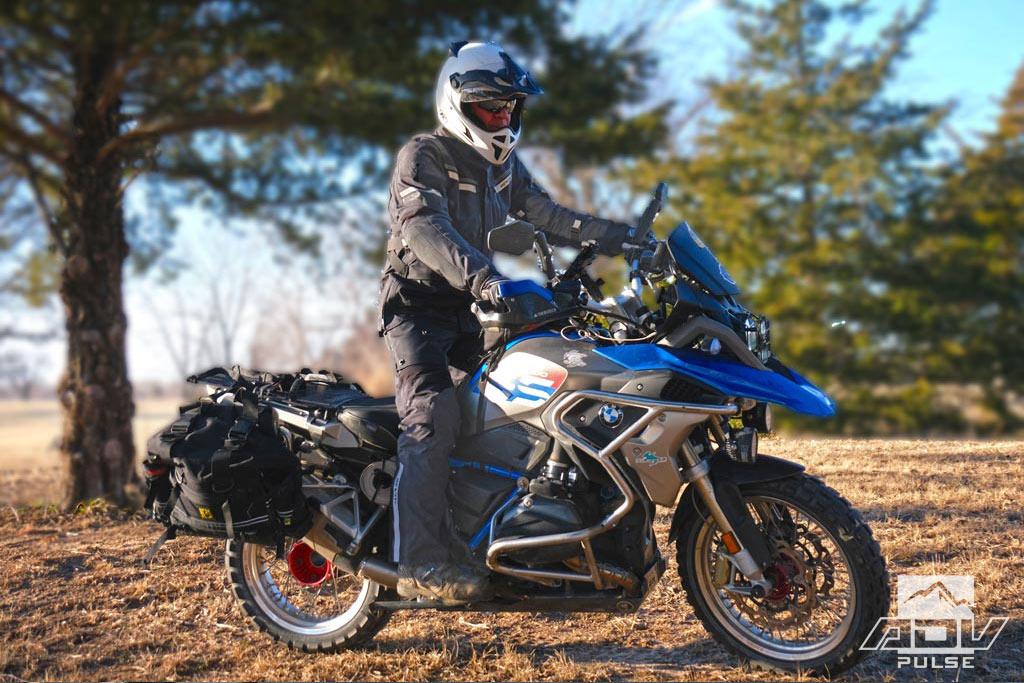 rev'it! poseidon 2 gtx adventure suit review - adv pulse  adv pulse