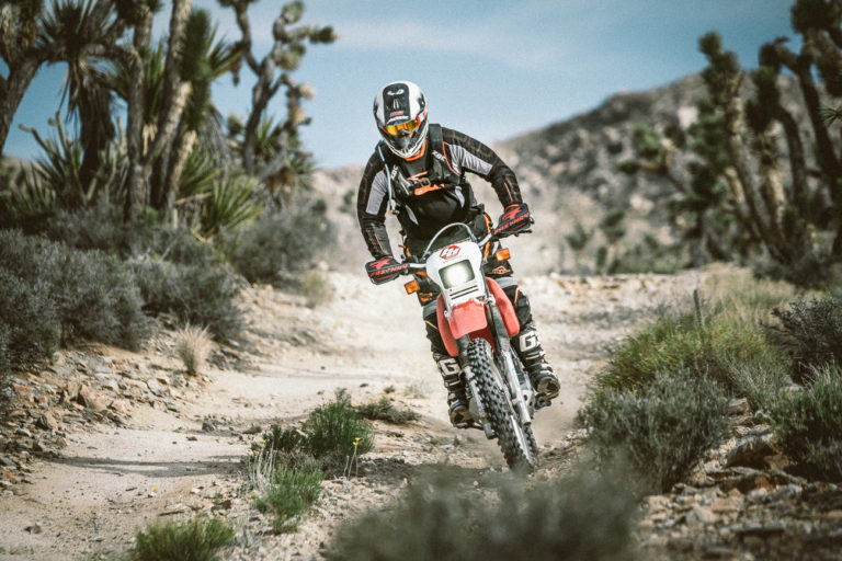 XLADV Mojave National Preserve Adventure Motorcycle Rally