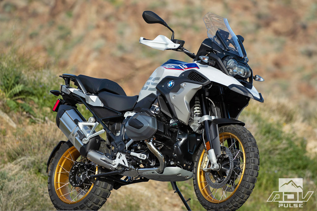 2019 Bmw R1250gs R1250gs Adventure First Ride Adv Pulse
