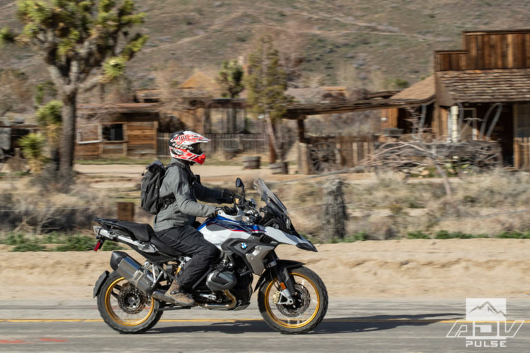 BMW R1250GS HP Adventure Motorcycle