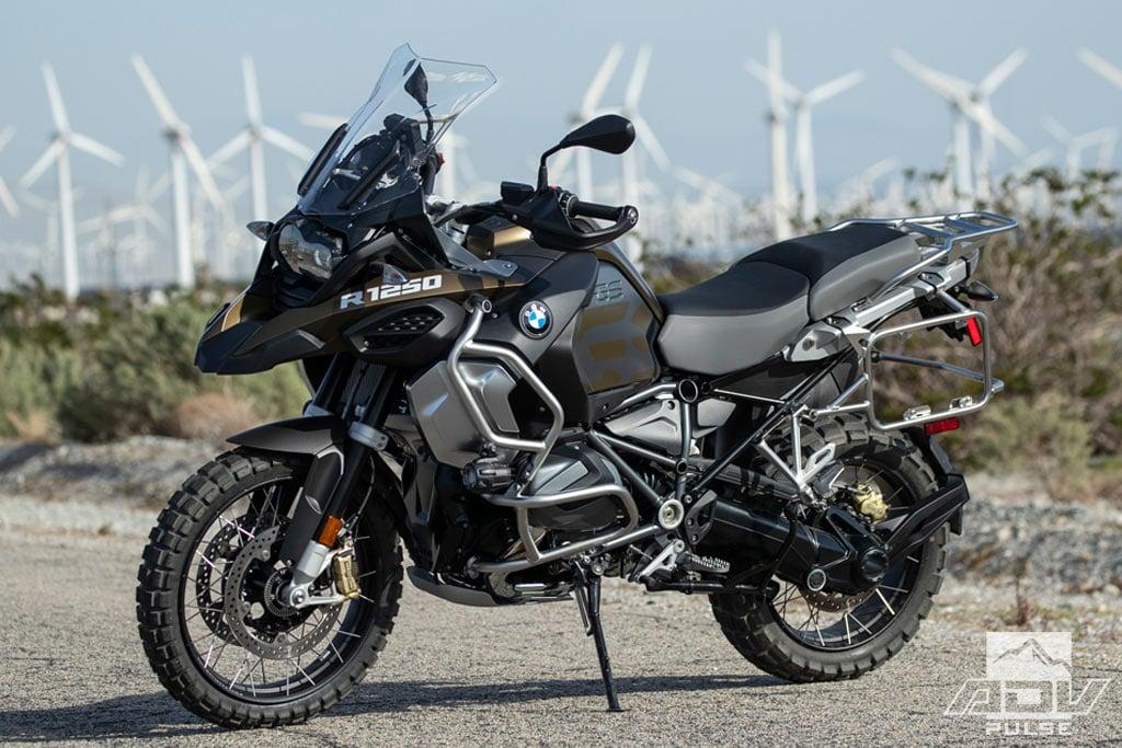 BMW Palm Springs >> 2019 BMW R1250GS & R1250GS Adventure - First Ride - ADV Pulse