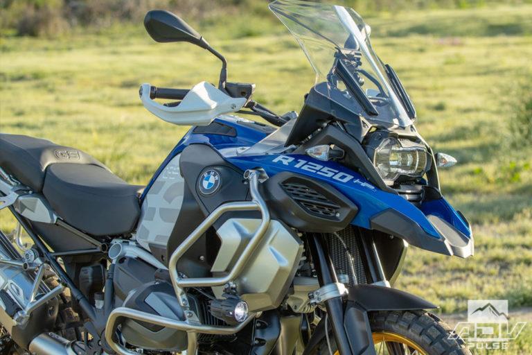 BMW R1250GSA Adventure Motorcycle