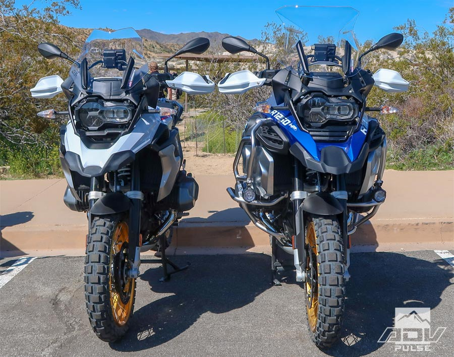 Superb 2019 Bmw R1250Gs R1250Gs Adventure First Ride Adv Pulse Ocoug Best Dining Table And Chair Ideas Images Ocougorg