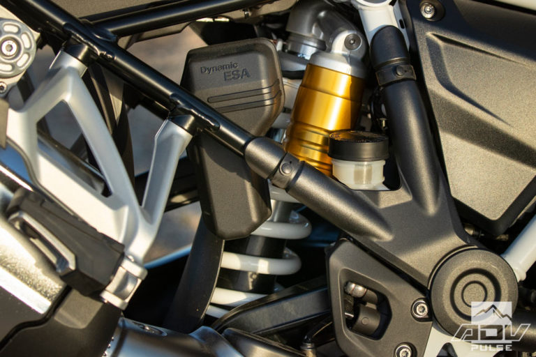 BMW R1250GS HP Adventure Motorcycle