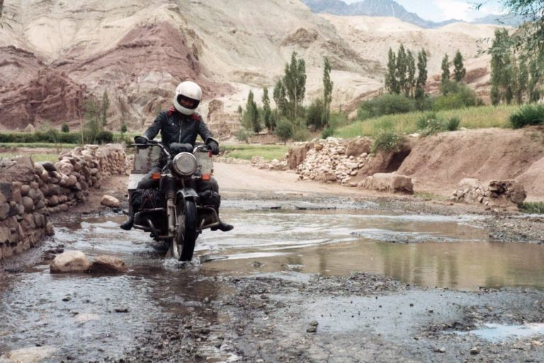Adventure Motorcycle Elspeth Beard First British Woman to Ride Around the World
