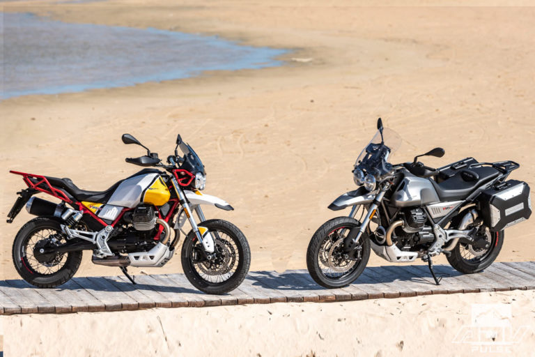 Moto Guzzi V85 TT review Adventure Motorcycle