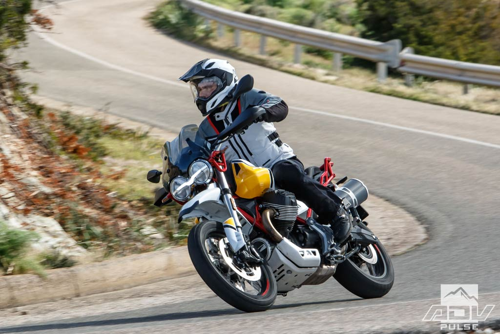 Moto Guzzi V85 TT Adventure Motorcycle sales