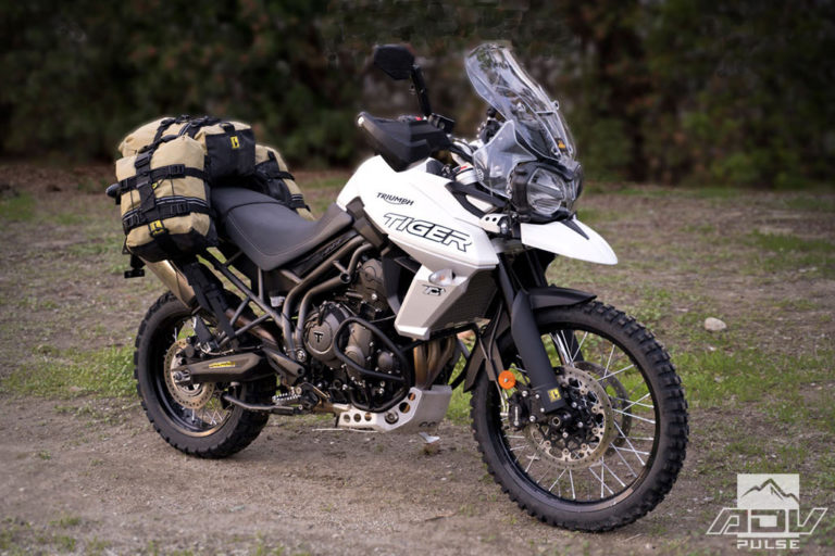 Wolfman Unrack Soft Luggage System